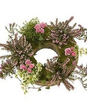 Planted Wreath.